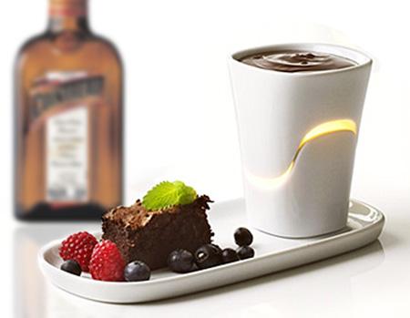 Chokoladefondue